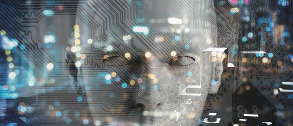 WEF AI robot